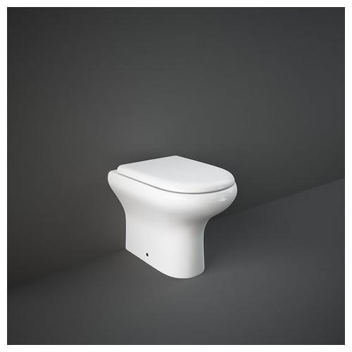 Rak Ceramics Waschbecken - Bidets Rückwandmontage Wasserklosett Rak-Compact COWC00001