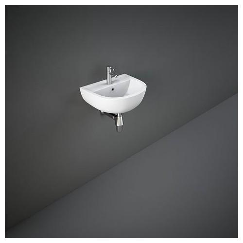 Waschbecken | Zum Hängen an die Wand RAK-COMPACT 300 X 380 MM