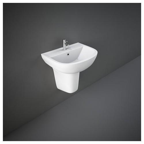 Waschbecken | Halbsockel RAK-COMPACT 410 X 545 MM