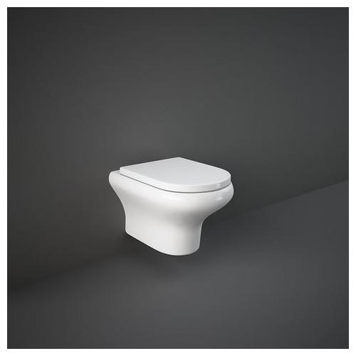 Waschbecken - Bidets Rak Ceramics Wandhängend Wasserklosett Rak-Compact With Hidden Fixations