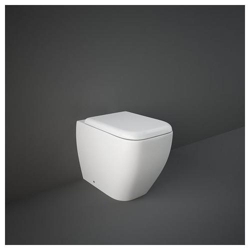 Rak Ceramics Waschbecken - Bidets Rückwandmontage Wasserklosett Rak-Metropolitan MEWC00001