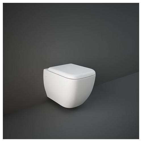 Rak Ceramics Waschbecken - Bidets Wandhängend Wasserklosett Rak-Metropolitan MEWC00002