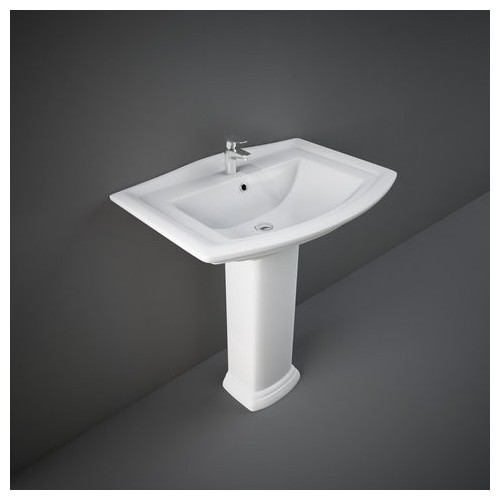 Waschbecken | Sockel RAK-WASHINGTON 505 X 650 MM