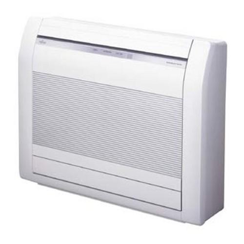 Inneneinheit Klimageräte Fujitsu General 9000 BTU Serie 2,5 KW AGYG09LVC-AGOG09LV Fußbodenheizung inverter Wärmepumpen