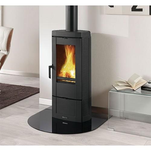 La Nordica Extraflame Holzöfen Kaminofen LA NORDICA CANDY 6,2 kW aus Gusseisen 7119300