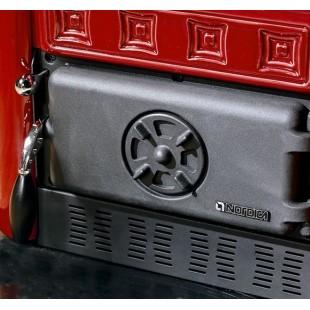 La Nordica Extraflame Holzöfen Kaminofen LA NORDICA GAIA 6 kW mit Keramikverkleidung 7116200