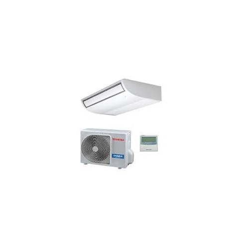 Gewerbeklimaanlagen Toshiba 18000 BTU Ceiling&Floor RAV-SM567CTP-E+RAV-SM564ATP-E 5.0 KW inverter Wärmepumpen