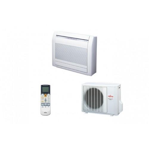 Fujitsu General Klimaanlagen Fujitsu R410A Serie LVCA 12000 BTU AGYG12LVCA+AOYG12LV 3,5 KW inverter Wärmepumpe AGYG12LVCA+AOY...