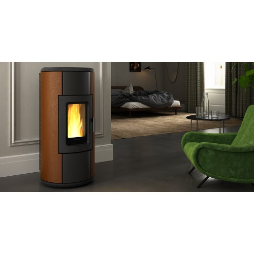 Pelletsöfen Ravelli R-EVOLUTION 9 kW