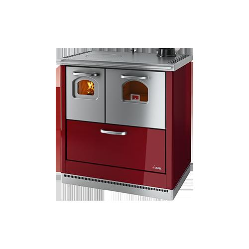 Cadel Holzöfen Kaminofen CADEL SMART metall 6 kW 7113006