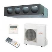 Fujitsu ARYG 45 LML Zwischendecken- Klimageräte Set, 400V - 14,0 kW