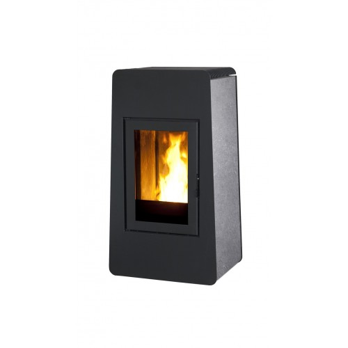 MCZ Pelletsöfen LAM Natural 8 kW Farbe schwarz, grau, rot, silber, weiß 7114004