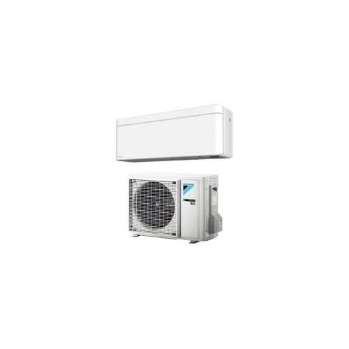Daikin Klimaanlagen Mono Split R32 15000 BTU FTXA42AW+RXA42A weiß 4,2 KW serie Stylish FTXA-AW mit WiFi inverter Wärmepumpe