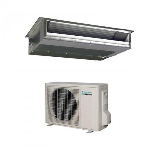 Daikin Klimaanlagen Mono Split R32 21000 BTU FDXM60F3-F+RXM60M 6 KW serie Kanal FDXM-F inverter Wärmepumpe FDXM60F3-F+RXM60M