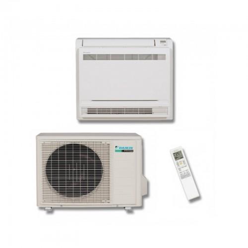 Daikin Klimaanlagen Mono Split R32 18000 BTU FVXM50F+RXM50M weiß 5 KW serie Fußbodenheizung FVXM-F inverter Wärmepumpe FVXM50...