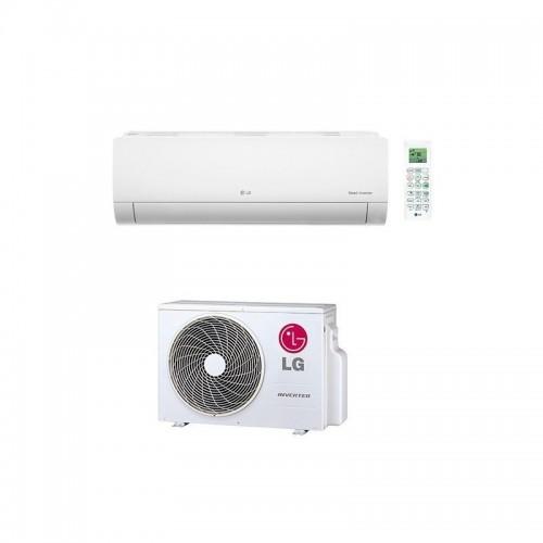 LG Klimaanlagen Mono Split Serie Standard Inverter 9000 BTU S09EQ 2,5 KW Wärmepumpe