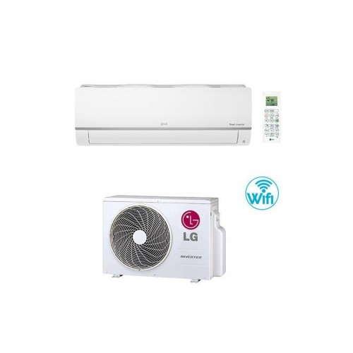 LG Klimaanlagen Mono Split Serie Plus 9000 BTU PM09SP 2,5 KW inverter Wärmepumpe PM09SP
