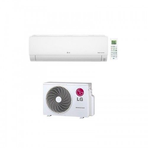 LG Klimaanlagen Mono Split Serie Deluxe 9000 BTU DC09RQ 2,5 KW inverter Wärmepumpe DC09RQ