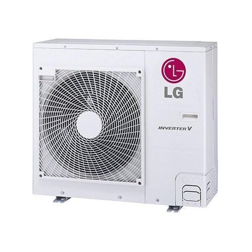 Außengerät Klimageräte LG R32 MU5R30U40 30000 BTU 9 KW inverter Wärmepumpen