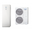 Panasonic Wärmepumpe Acquarea Luft-Wasser ALL IN ONE T-CAP KIT-AXC9HE8 9 KW 380V / 3 PH sehr niedrige Temperaturen KIT-AXC9HE8