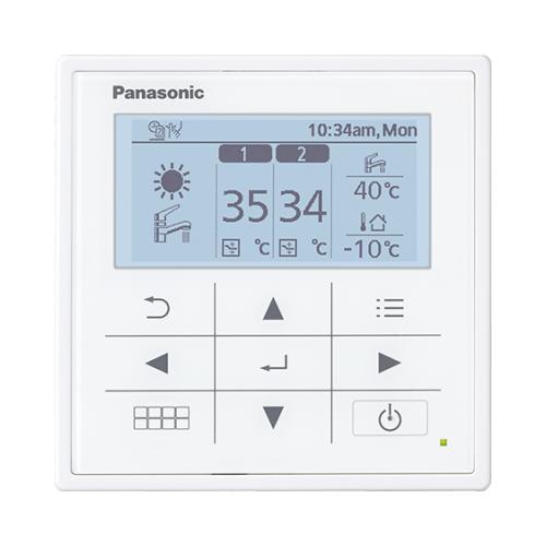 Panasonic Wärmepumpe Acquarea Luft-Wasser T-CAP KIT-WXC16H9E8 16 KW 380V / 3 PH sehr niedrige Temperaturen KIT-WXC16H9E8