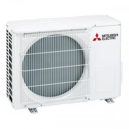 Mitsubishi Electric Klimaanlagen Mono Split R32 12000 BTU Serie Smart MSZ-HR35VF+MUZ-HR35VF weiss 3,5 KW inverter Wärmepumpe ...