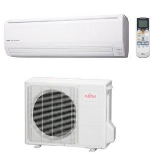 Fujitsu General Klimaanlagen Fujitsu R410A Serie LFCA 30000 BTU ASYG30LFCA+AOYG30LF 8,8 KW inverter Wärmepumpe ASYG30LFCA+AOY...