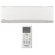 Inneneinheit Klimageräte Panasonic 18000 BTU Serie Etherea 5 KW CS-Z50-VKEW Weiss inverter Wärmepumpen
