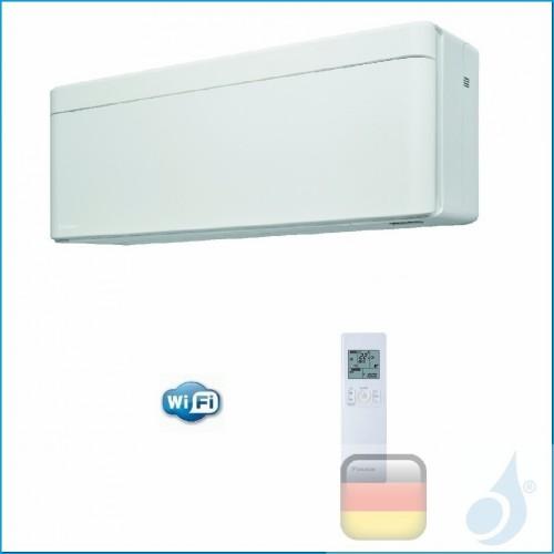 Daikin Inneneinheit CTXA15AW Wand Gas R-32 Serie Stylish FTXA-A Colore Weiß 5000 Btu WiFi CTXA15AW