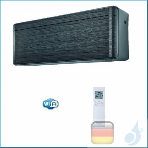 Daikin Inneneinheit CTXA15AT Wand Gas R-32 Serie Stylish FTXA-A Colore Schwarz 5000 Btu WiFi CTXA15AT