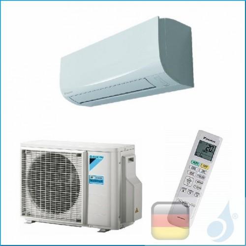 Daikin Klimaanlagen Mono Split Wand Gas R-32 Serie Sensira FTXF-A 9000 Btu WiFi FTXF25A RXF25A A++/A+ FTXF25A+RXF25A