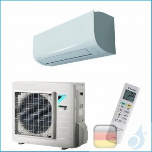 Daikin Klimaanlagen Mono Split Wand Gas R-32 Serie Sensira FTXF-A 21000 Btu WiFi FTXF60A RXF60A A++/A+ FTXF60A+RXF60A