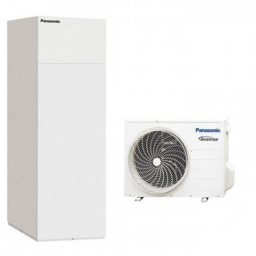 "Panasonic Aquarea All in ONE KIT-ADC05HE5 5.0 kW 230V Generation ""H"""
