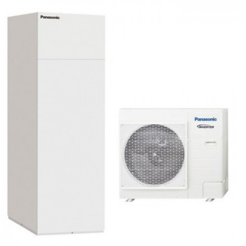 "Panasonic Aquarea All in ONE KIT-ADC09HE5 9.0 kW 230V Generation ""H"""