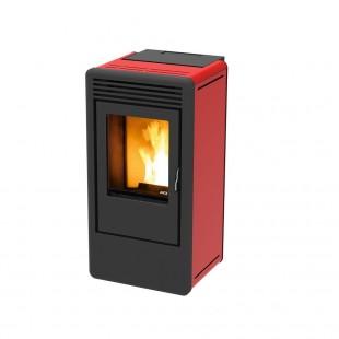 MCZ Pelletsöfen KAIKA Air 6 kW Farbe schwarz, grau, rot, silber, weiß 7111018