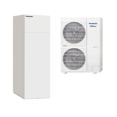 "Panasonic Aquarea All in ONE KIT-ADC09HE8 9.0 kW 400V Generation ""H"""