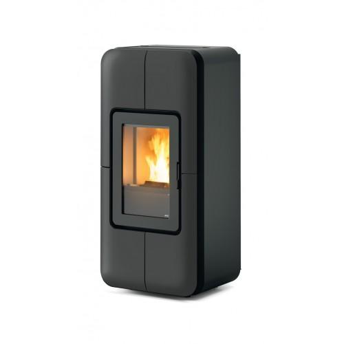 MCZ Pelletsöfen TOBA Air 8 kW Farbe schwarz, grau, gelb, rot, terrakotta, beige, weiß 7111026