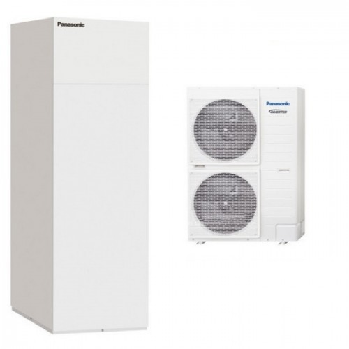 "Panasonic Aquarea All in ONE T-CAP KIT-AXC09HE8 9.0 kW 400V Generation ""H"""