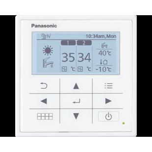 Panasonic Wärmepumpe Acquarea Luft-Wasser T-CAP KIT-WXC12H9E8 12 KW 380V / 3 PH sehr niedrige Temperaturen KIT-WXC12H9E8