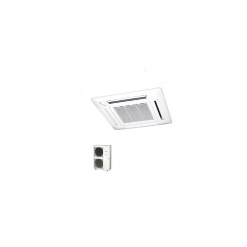 Fujitsu General Gewerbeklimaanlagen Fujitsu 45000 BTU Kassettengerät AUYG-45LRLA 3PH dreiphasigen 14.0 KW inverter Wärmepumpe...