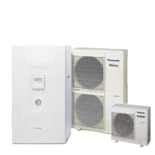 Panasonic Aquarea T-CAP KIT-WXC12H9E8 12.0 kW 400V