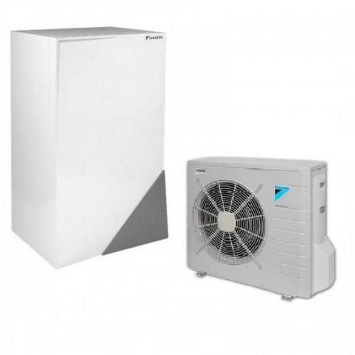 Daikin Wärmepumpe Altherma Luft-Wasser ERLQ006CV3 + EHBX08CB3V 6.0 kW 230V ERLQ006CV3
