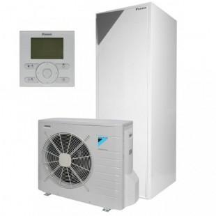 Daikin Wärmepumpe Altherma Luft-Wasser ERLQ008CV3 + EHVX08S18CB3V 8.0 kW 230V ERLQ008CV3