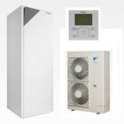 Altherma ERLQ016CV1 + EHVX16S26CB9W 16.0 kW 400V