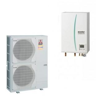 Mitsubishi Electric Wärmepumpe Ecodan Luft-Wasser PUHZ-SW120YHA + EHSC-VM2C 12.0 kW SW120YHAVM2C