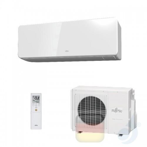 Fujitsu Mono Split 9000 Btu 2.5 kW ASYG09KGTB AOYG09KGCA Klimaanlage Weiß Wand KG WiFi Optional A+++ A+++ R-32 ASYG09KGTB+AOY...