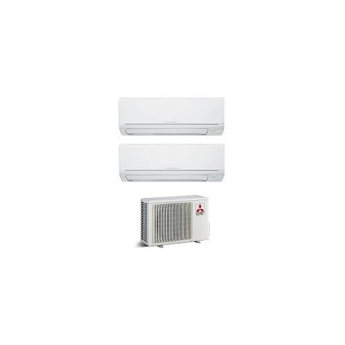 Mitsubishi MXZ-2HJ40VA Basic Edition Multi-Split Inverter Set