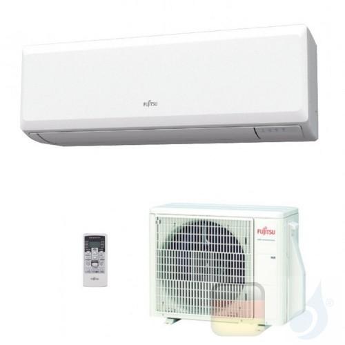 Fujitsu Klimaanlagen Mono Split Wand KP 9000 Btu 2.5 kW Weiß WiFi Optional ASYG09KPCA AOYG09KPCA A++ A+ 3NGF7045 R-32 ASYG09K...