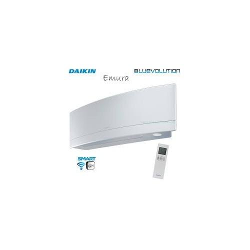 Inneneinheit Klimageräte Daikin R32 7000 BTU Serie Emura FTXJ-M 2 KW FTXJ20MW Weiss inverter Wärmepumpen