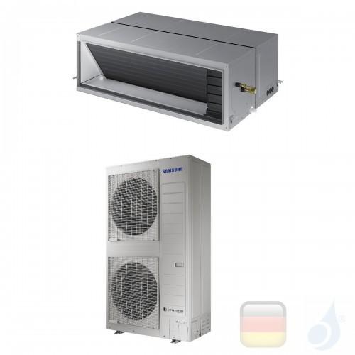 Samsung Gewerbeklimaanlagen Mono Split Kanaleinbaugeräte Hohe Prävalenz 85000 Btu Drei Phasen 25.0 kW  Gas R-410A 380v AC250K...